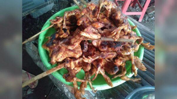 Ayam Panggang Bu Win - Padangan Kediri, eMBe UMKM, Gerakan Warga GKJW