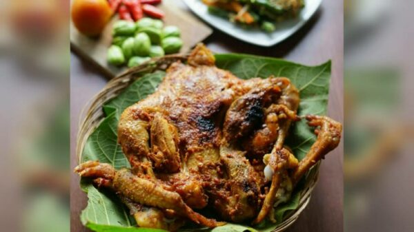 Ayam Panggang Bu Win - Padangan Kediri, eMBe UMKM, Gerakan Warga GKJW.org