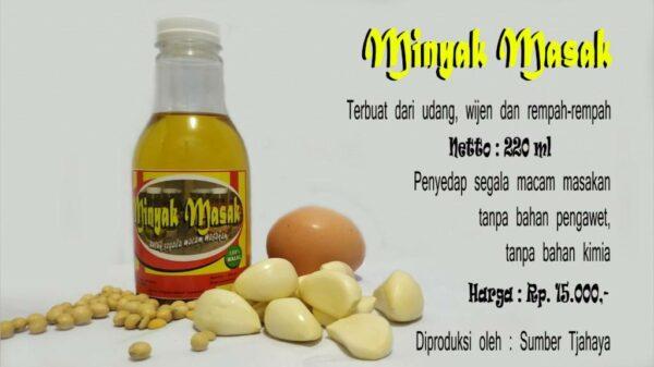 Minyak Masak - Mojowarno Jombang, eMBe UMKM, Gerakan Warga GKJW