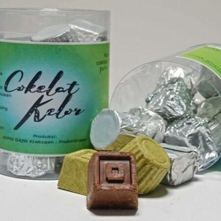 Coklat Kelor - Kraksaan, eMBe UMKM, Gerakan Warga GKJW