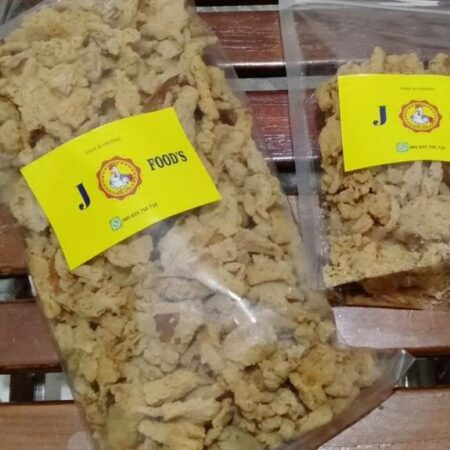 Kripik Tiram Crispy - Purwodadi Kras Kediri, eMBe UMKM, GKJW