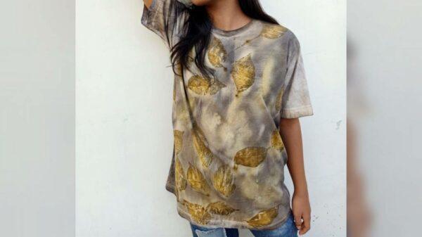 Aku Kaos Ecoprint - Sabda Batik - Jombang, eMBe UMKM, Gerakan Warga GKJW.org