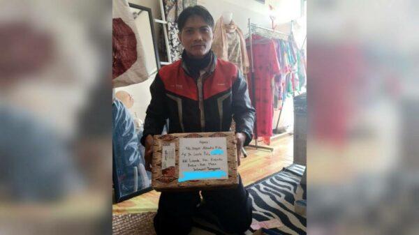 Ekspedisi Ecoprint untuk Indonesia Raya - Sabda Batik - Jombang, eMBe UMKM, Gerakan Warga GKJW.org