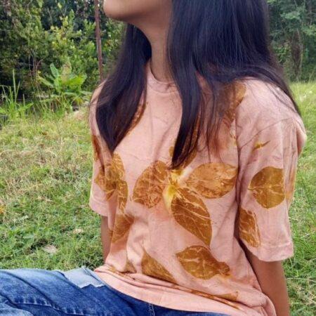 Kaos Ecoprint Terkeren Sedunia - Sabda Batik - Jombang, eMBe UMKM, UMKM GKJW