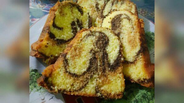 Marmer Butter Cake - Eenn's Bakery - Mojosari Rejo Gresik, eMBe UMKM, GKJW