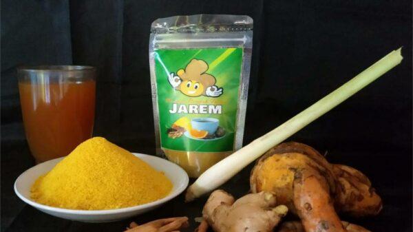 Minuman Rempah Instan JAREM - Mulyorejo Besowo Kediri, eMBe UMKM, Gerakan Warga GKJW.org