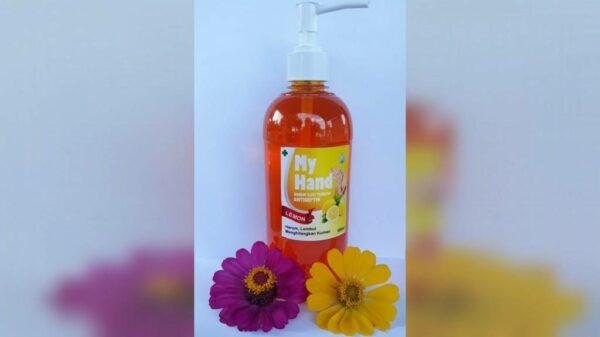 Hand Soap Anti Bakteri - My Hand - Bongsorejo Jombang, eMBe UMKM, Gerakan Warga GKJW