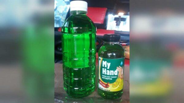 Hand Soap Anti Bakteri - My Hand - Bongsorejo Jombang, eMBe UMKM, UMKM GKJW