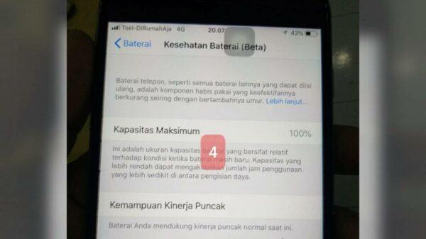 Penggantian Battery iPhone 6s Plus - Omahdroid Sukun Malang, eMBe UMKM, UMKM GKJW.org