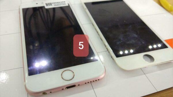Penggantian LCD iPhone 6s - Omahdroid Sukun Malang, eMBe UMKM, GKJW
