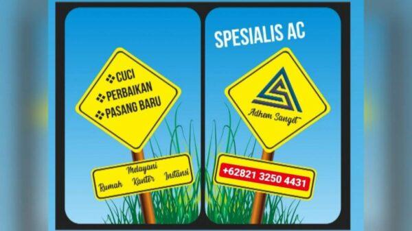 Adhem Sanget - Jasa Service AC - Tunjungsekar Malang, eMBe UMKM, GKJW.org