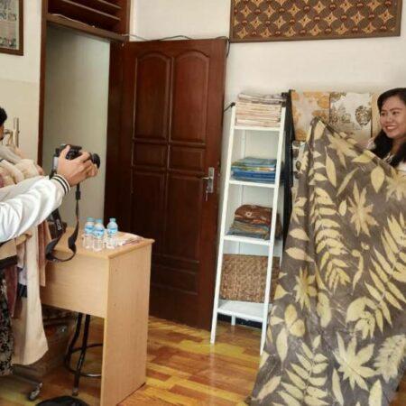 Liputan Media Sabda Batik - Jombang, eMBe UMKM, GKJW