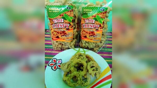 Pare Crispy - Tunjungsekar Malang, eMBe UMKM, GKJW