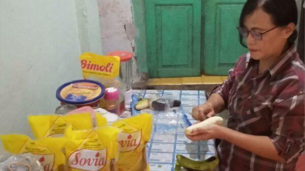 Proses Produksi Sale Pisang - Tunglur Kediri, eMBe UMKM, GKJW