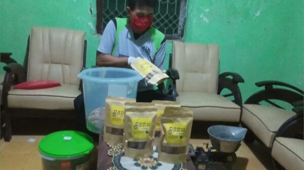 Proses Produksi Sale Pisang - Tunglur Kediri, eMBe UMKM, UMKM GKJW
