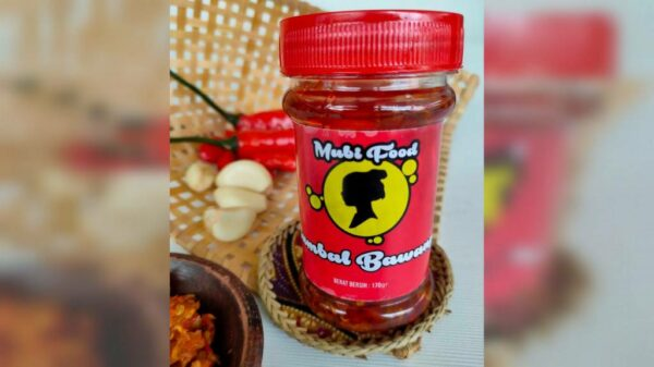 Sambal Bawang Mubi Food - Talun Malang, eMBe UMKM, GKJW.org