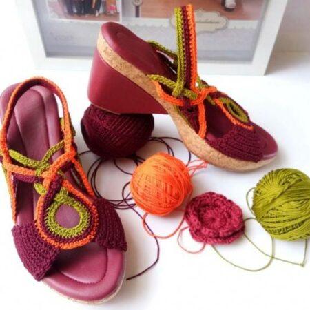 Sepatu dan Sandal Rajut - Rungkut Surabaya, eMBe UMKM, GKJW.org