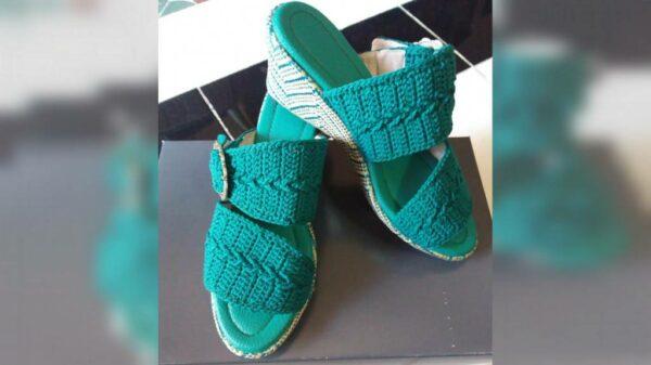 Sepatu dan Sandal Rajut - Rungkut Surabaya, eMBe UMKM, GKJW