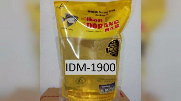 Minyak Goreng Ikan Dorang Mas (Premium) - Tropodo, eMBe UMKM, GKJW