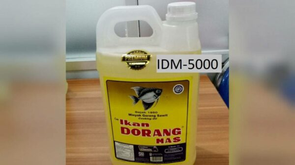 Minyak Goreng Ikan Dorang Mas (Premium) - Tropodo, eMBe UMKM, UMKM GKJW