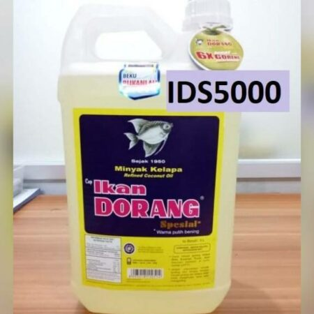 Minyak Goreng Ikan Dorang Special - Tropodo, eMBe UMKM, GKJW