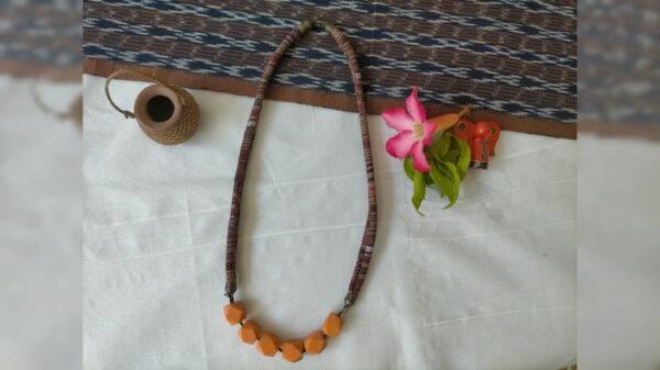 Aksesoris Etnik dari Kain Tenun - eRDe Tenun Sidoarjo, eMBe UMKM, UMKM GKJW.org