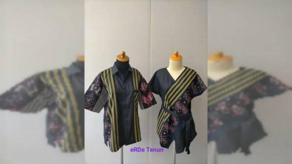 Busana/Baju Tenun - eRDe Tenun Sidoarjo, eMBe UMKM, UMKM GKJW.org