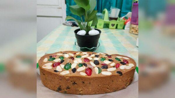 English Fruit Cake - Mojosarirejo Gresik, eMBe UMKM, Gerakan Warga GKJW