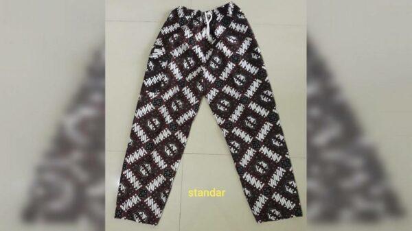 Celana Panjang Batik - Wates Mojokerto, eMBe UMKM, Gerakan Warga GKJW.org