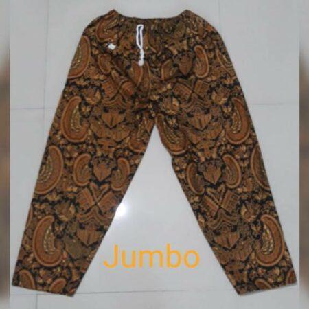 Celana Panjang Batik - Wates Mojokerto, eMBe UMKM, GKJW.org