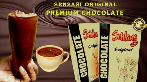 Bubuk Minuman Coklat Original Premium - Banyuwangi, eMBe UMKM, UMKM GKJW