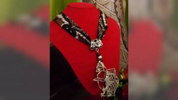 Kalung Batik - Manna Collection n Handicrafts - Jombang, eMBe UMKM, Gerakan Warga GKJW