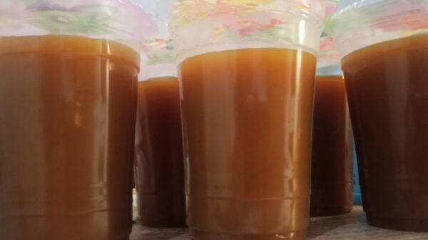 Sari Kunyit Asam - Minuman Sehat Tradisional Pandaan, eMBe UMKM, GKJW