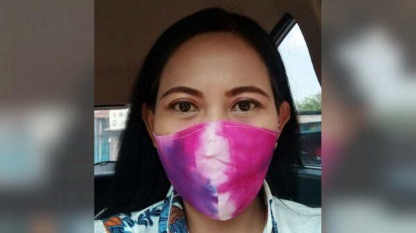 Shibori Art Mask - Jombang, eMBe UMKM, GKJW.org