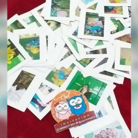 Foto Polaroid - Sentosa Fotocopy Tegowangi Padangan, eMBe UMKM, Gerakan Warga GKJW.org