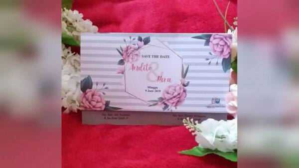 Undangan Pernikahan - Sentosa Fotocopy Tegowangi Padangan, eMBe UMKM, UMKM GKJW