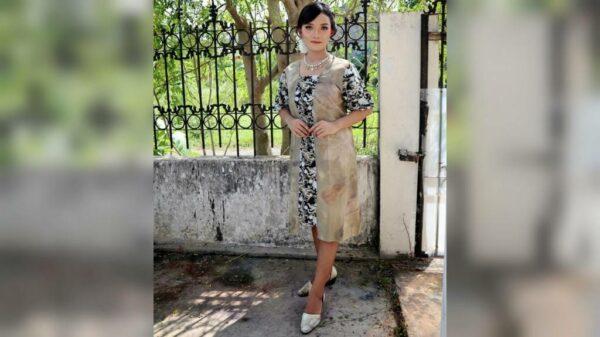 Koleksi Busana Ecoprint Wanita - Sabda Batik - Jombang, eMBe UMKM, Gerakan Warga GKJW.org