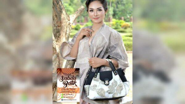 Koleksi Busana Ecoprint Wanita - Sabda Batik - Jombang, eMBe UMKM, UMKM GKJW.org