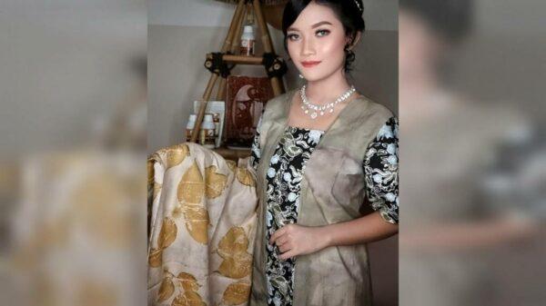Koleksi Kain Ecoprint - Sabda Batik - Jombang, eMBe UMKM, GKJW