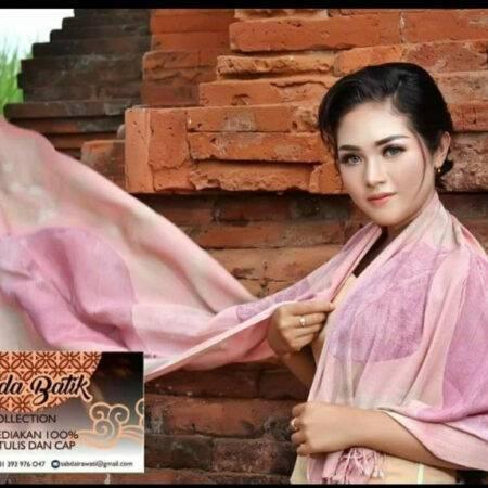 Koleksi Syal - Sabda Batik - Jombang, eMBe UMKM, Gerakan Warga GKJW.org