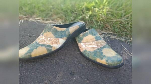 Shibori On Leather - Sabda Batik - Jombang, eMBe UMKM, GKJW