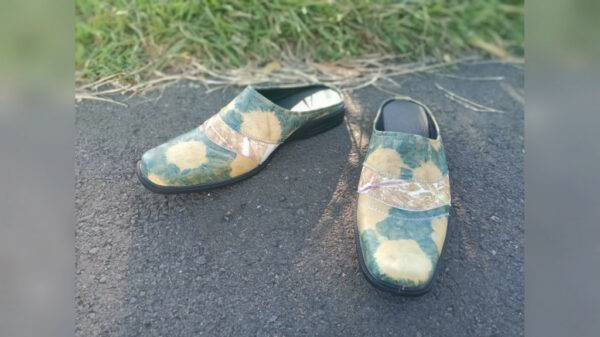 Shibori On Leather - Sabda Batik - Jombang, eMBe UMKM, Gerakan Warga GKJW