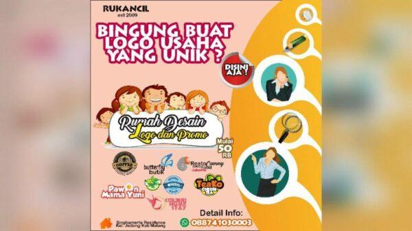 Jasa Desain Logo Unik, Brochure dan Desain WA/IG - Mulyorejo Malang, eMBe UMKM, Gerakan Warga GKJW.org