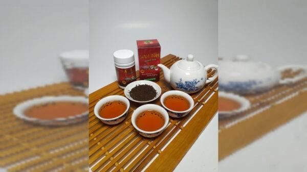 Teh San Ton (Premium Black Tea) - Omah Teh Klangenan Ketanggung, eMBe UMKM, GKJW