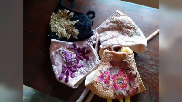 Masker Cantik - Gendhis Collection Rungkut Surabaya, eMBe UMKM, UMKM GKJW.org