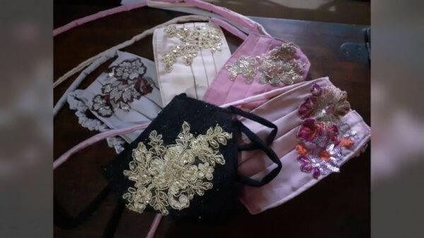 Masker Cantik - Gendhis Collection Rungkut Surabaya, eMBe UMKM, Gerakan Warga GKJW