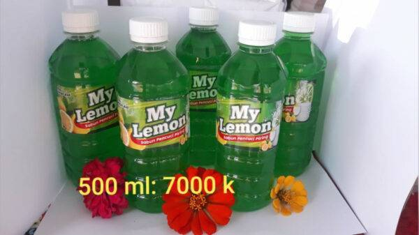 Sabun Pencuci Piring My Lemon - Bongsorejo Jombang, eMBe UMKM, UMKM GKJW