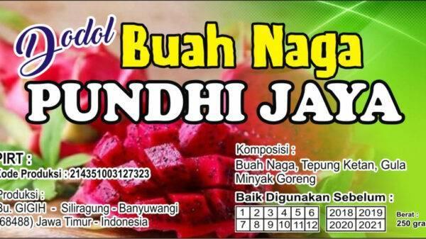Kripik Jamur, Keciput dan Dodol Naga Pundhi Jaya - Pesanggaran Banyuwangi, eMBe UMKM, GKJW.org