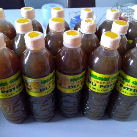 Syrup Jahe - Jambangan Surabaya, eMBe UMKM, UMKM GKJW.org