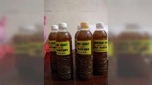 Syrup Jahe - Jambangan Surabaya, eMBe UMKM, GKJW.org